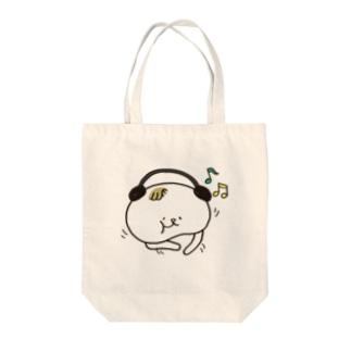 エアドラム☆公一朗 Tote bags