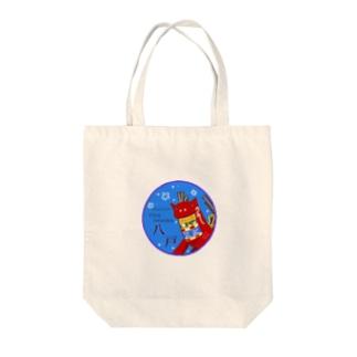 FS 八戸 Tote bags