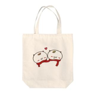 らぶらぶ☆公一郎 Tote bags