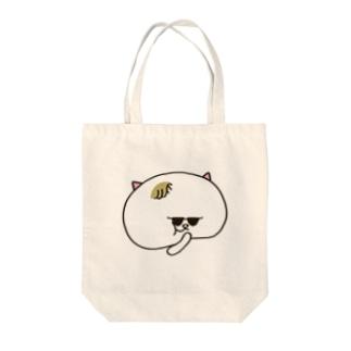 おしのび☆公一郎 Tote bags