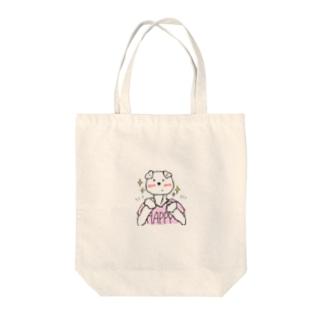 謎のいきもの・ikemen Tote bags