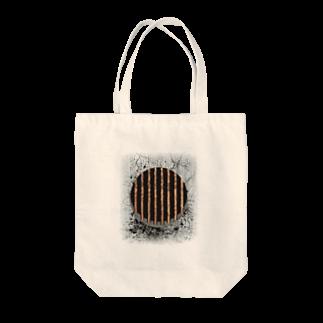 アラン・クレインの身体に空いた空洞 Tote bags