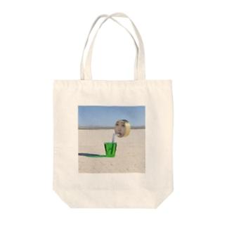 まるがお02 Tote bags