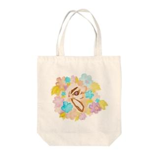 フクロモモンガVer.1 Tote bags