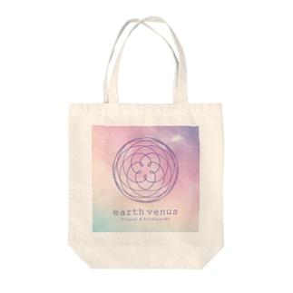 【earth venus】 Tote bags