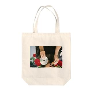 ドーナッツ・コンプレックス Tote bags