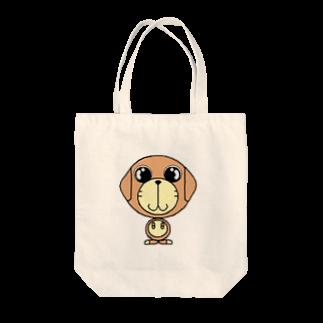 NTVの犬のディッキートートバッグ