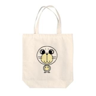 アザラシのロッキー Tote bags