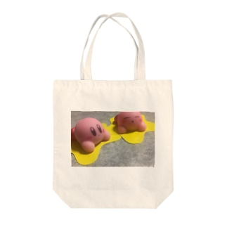 まったりカービィー Tote bags