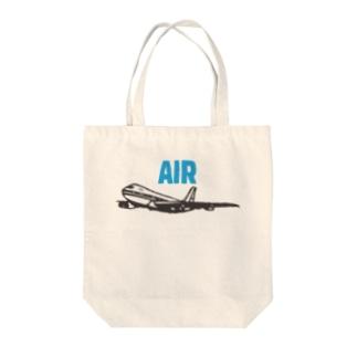 """""""AIR""""  Tote bags"""