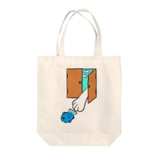 猫の手 Tote bags