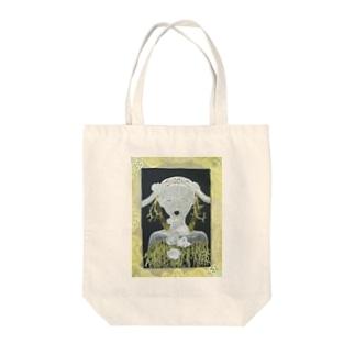 薔薇架刑 Tote bags