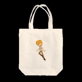 Webアナリストすみれ公式ショップSUZURI支店のやまぶきちゃん Tote bags