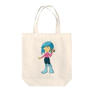 みずきちゃんのグッズ Tote bags