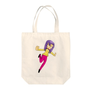 ふじちゃんのグッズ Tote bags