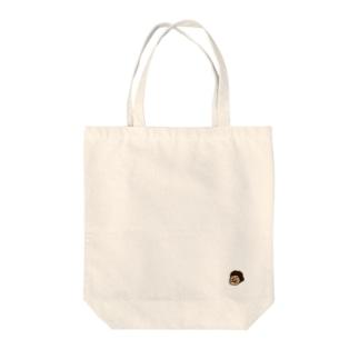 だーやす Tote bags