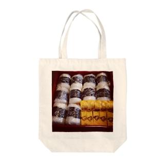 おむすび弁当 Tote bags