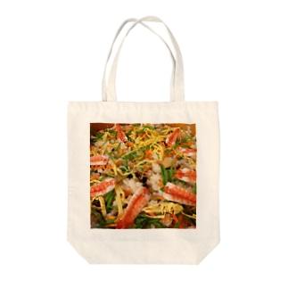 ちらし寿司 Tote bags