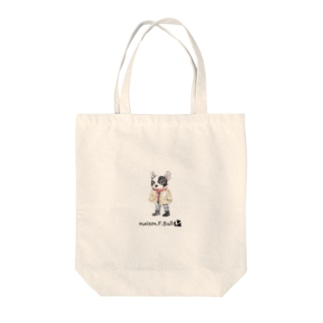 メイソン.F.ブル Tote bags
