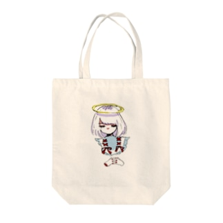 天使の死骸() Tote bags