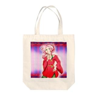 2013年アイコン ラーシャ Tote bags