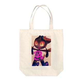 ハッピー☆ハロウィン Tote bags