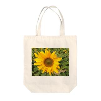 うちの畑 Tote bags
