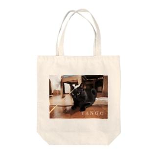 tangoくん Tote bags