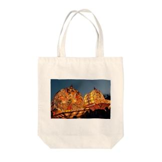 黒石ねぷた ⑵ Tote bags