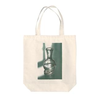 涙壺 Tote bags