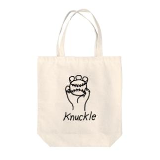 ナックル Tote bags