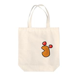 コロッケトマトくん Tote bags