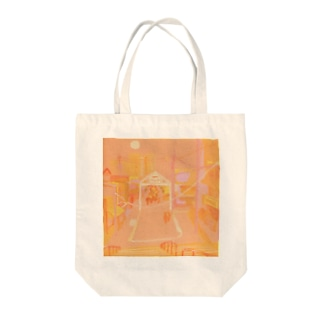 YANAKA Tote bags