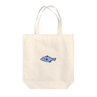 さかな(文字なし) Tote bags