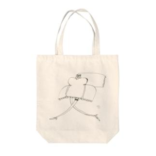 hanayomesan Tote bags