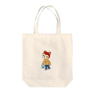CHIPPERくん(ちっぱー) Tote bags