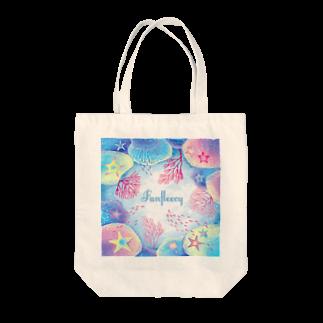Fanfleecyのmarine Tote bags