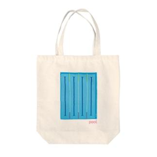 pool Tote bags