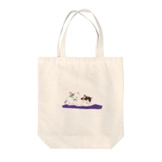 にことミィ Tote bags