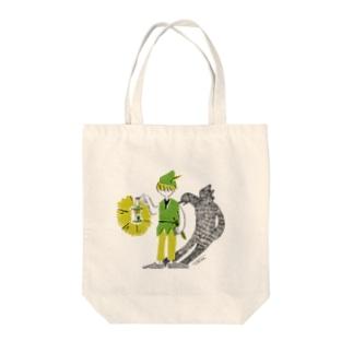 ピーターパン Tote bags