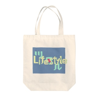Lifestyle(arranged) Tote bags