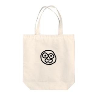 焦り。 Tote bags