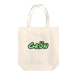 green2 Tote bags