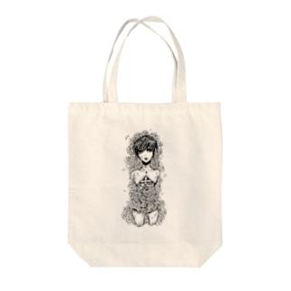 退廃美少年 Tote bags