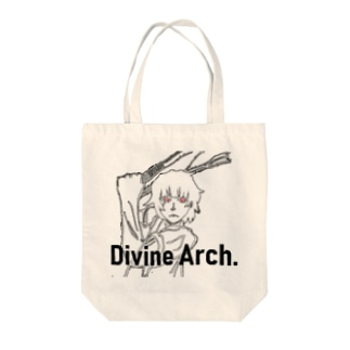 Divine Arch./Yuzuru Ichijo Tote bags