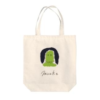 ムーク ONE Tote bags