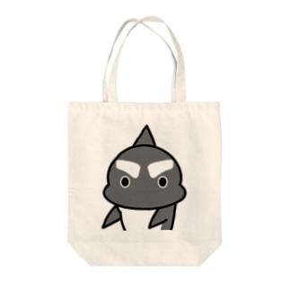 「まじか」 #シャチくん  Tote bags
