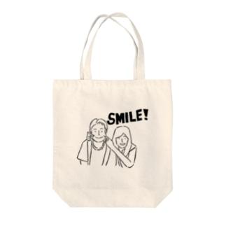 smile1 トートバッグ