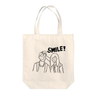 smile2 トートバッグ