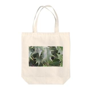 柊 Tote bags